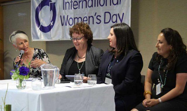 Panel of Women
